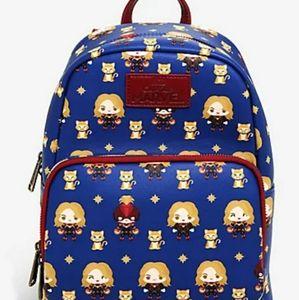 Loungefly Captain Marvel Mini Backpack